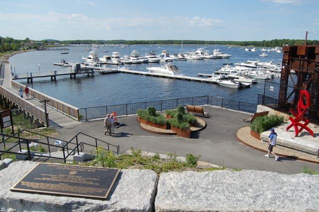 Newburyport Waterfront